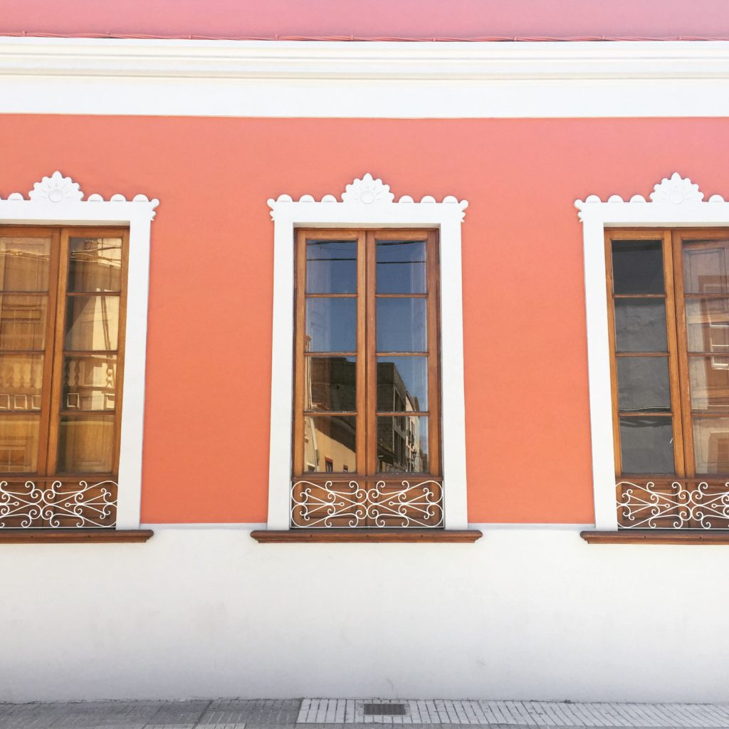 Architecture in Tenerife